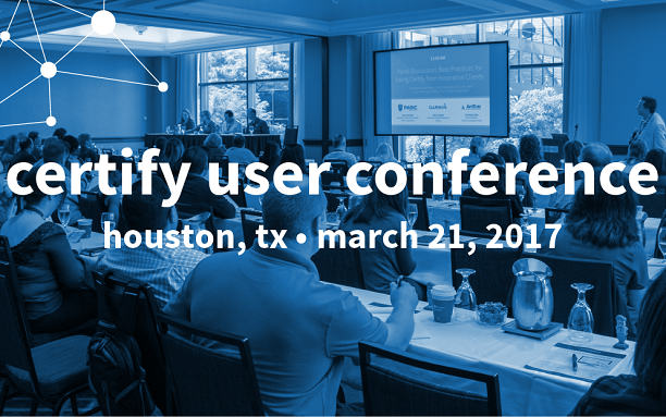 That's a Wrap: Houston User Conference