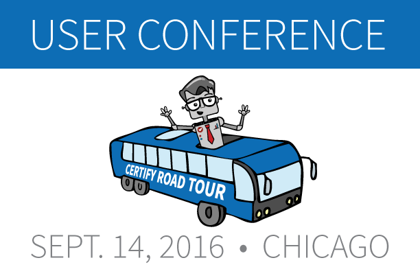 The Certify Road Tour Makes its Next Stop in Chicago