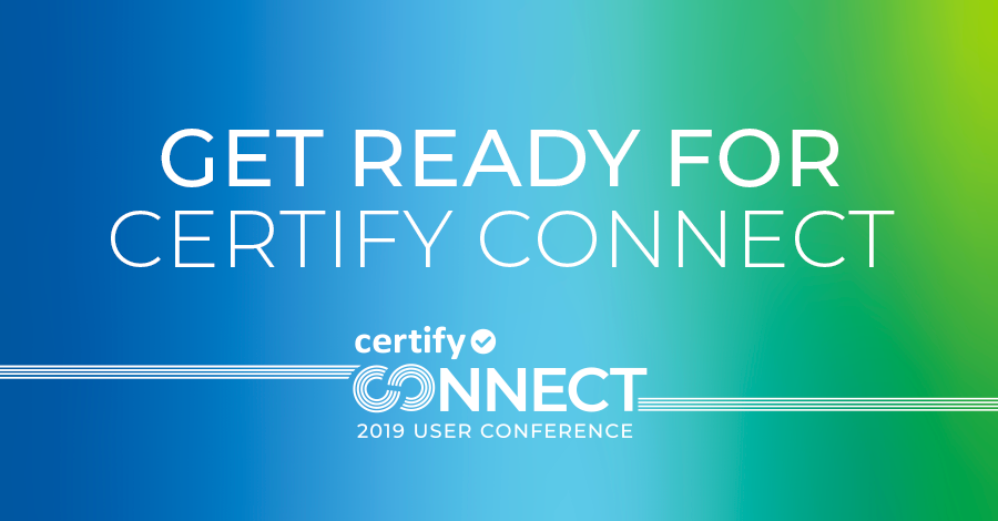 Four benefits of attending Certify Connect 2019