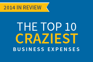 Infographic: The 10 Craziest Business Expenses