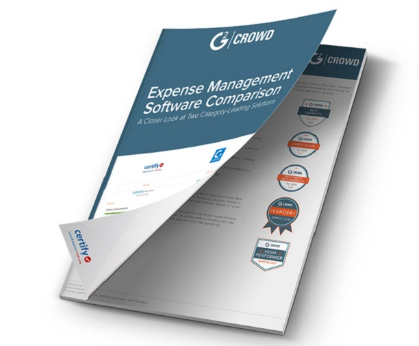 Expense management software showdown certify vs concur reheart Image collections