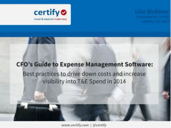 CFOs Guide to Expense Management