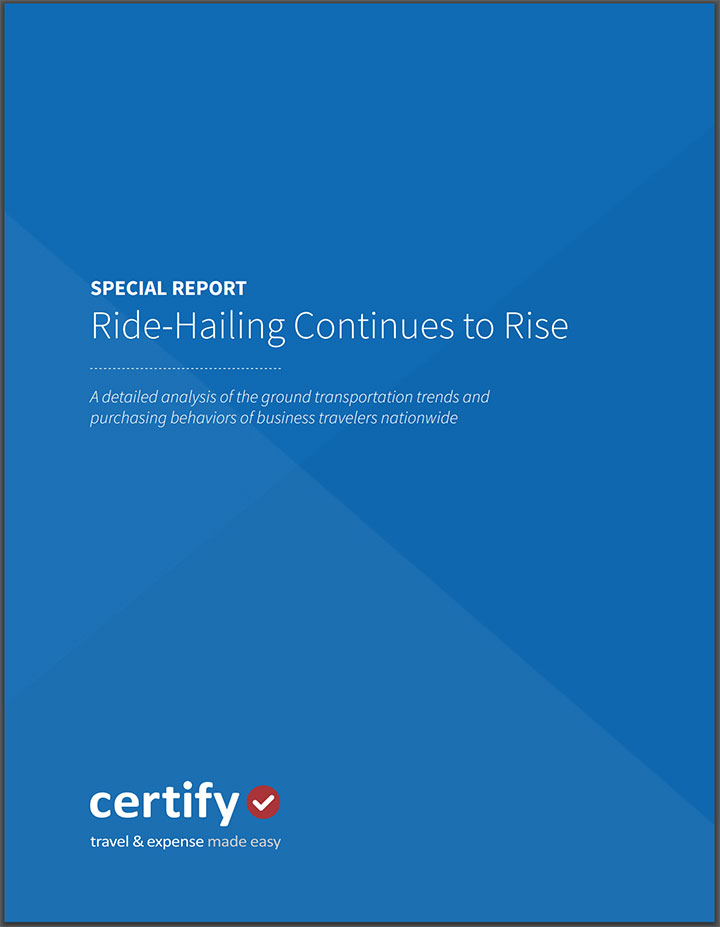 Whitepaper: Ride-Hailing Continues to Rise
