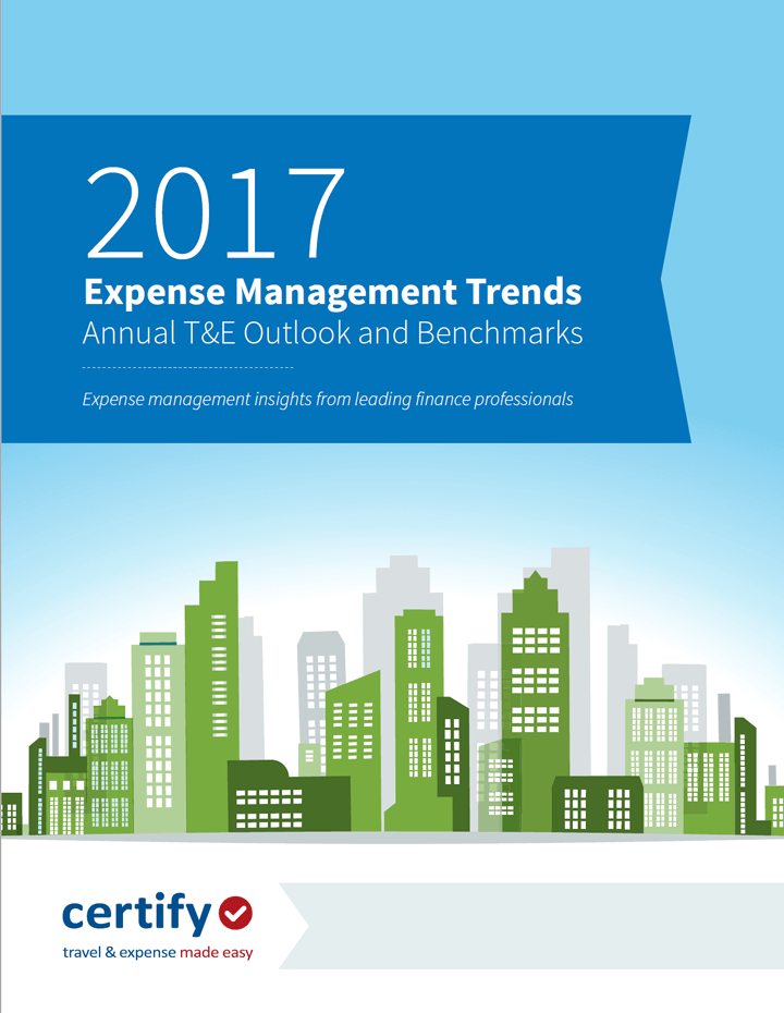 2017 Expense Management Trends Whitepaper