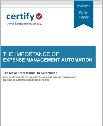 The Importance of Expense Management Automation
