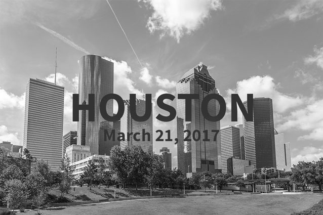Past Event: User Conference Houston