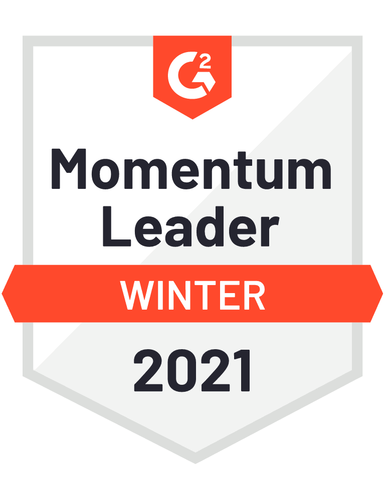 Momentum Leader Winter 2021