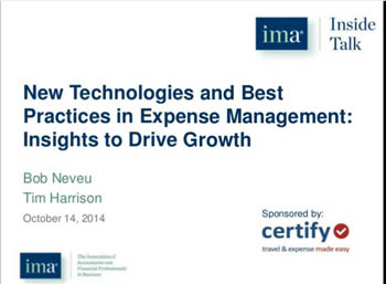 New Technologies & Best Practices in T&E