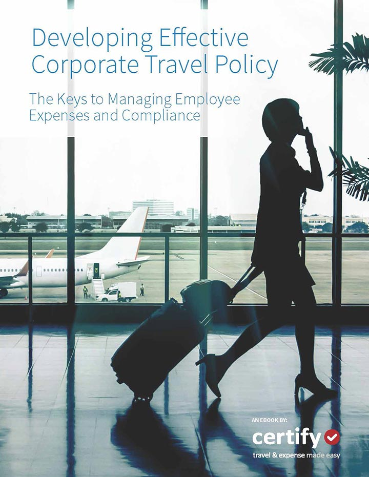 eBook: Developing Effective Corporate Travel Policy