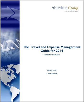 Travel & Expense Management Guide for 2014