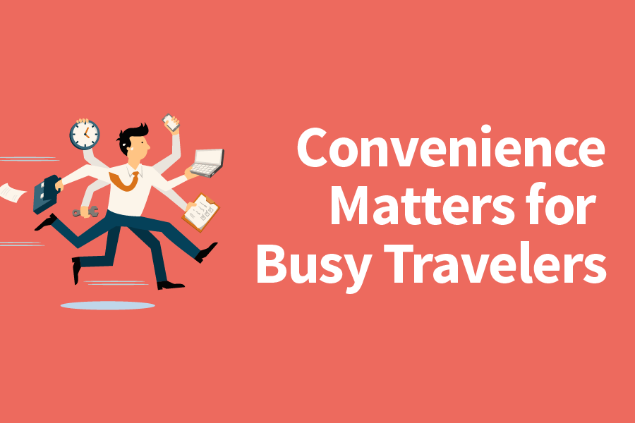 Convenience Matters for Busy Travelers: The Certify Q2 2018 SpendSmart™ Report