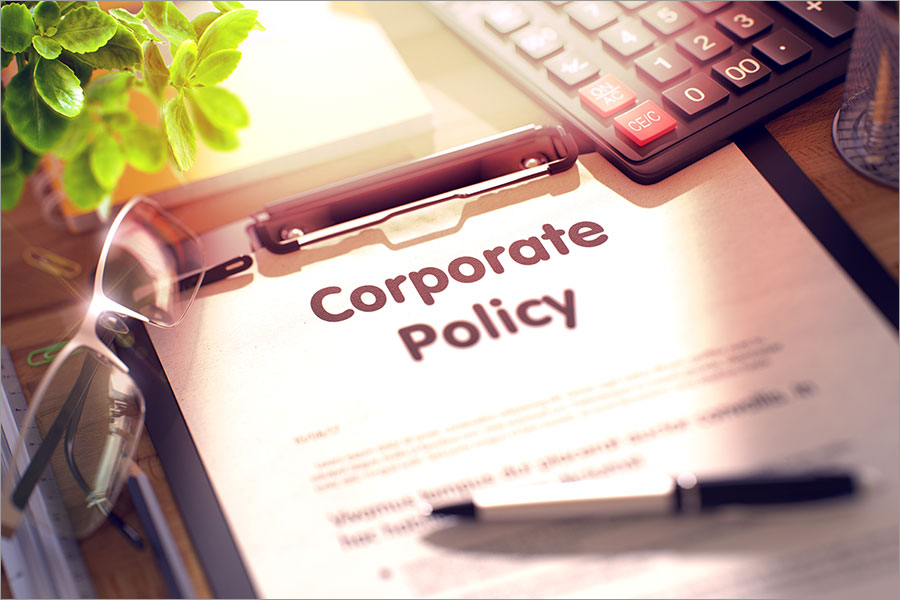 The How-to Guide for Building a Corporate Travel Policy
