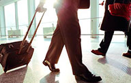 Business travelers say one thing, but do another