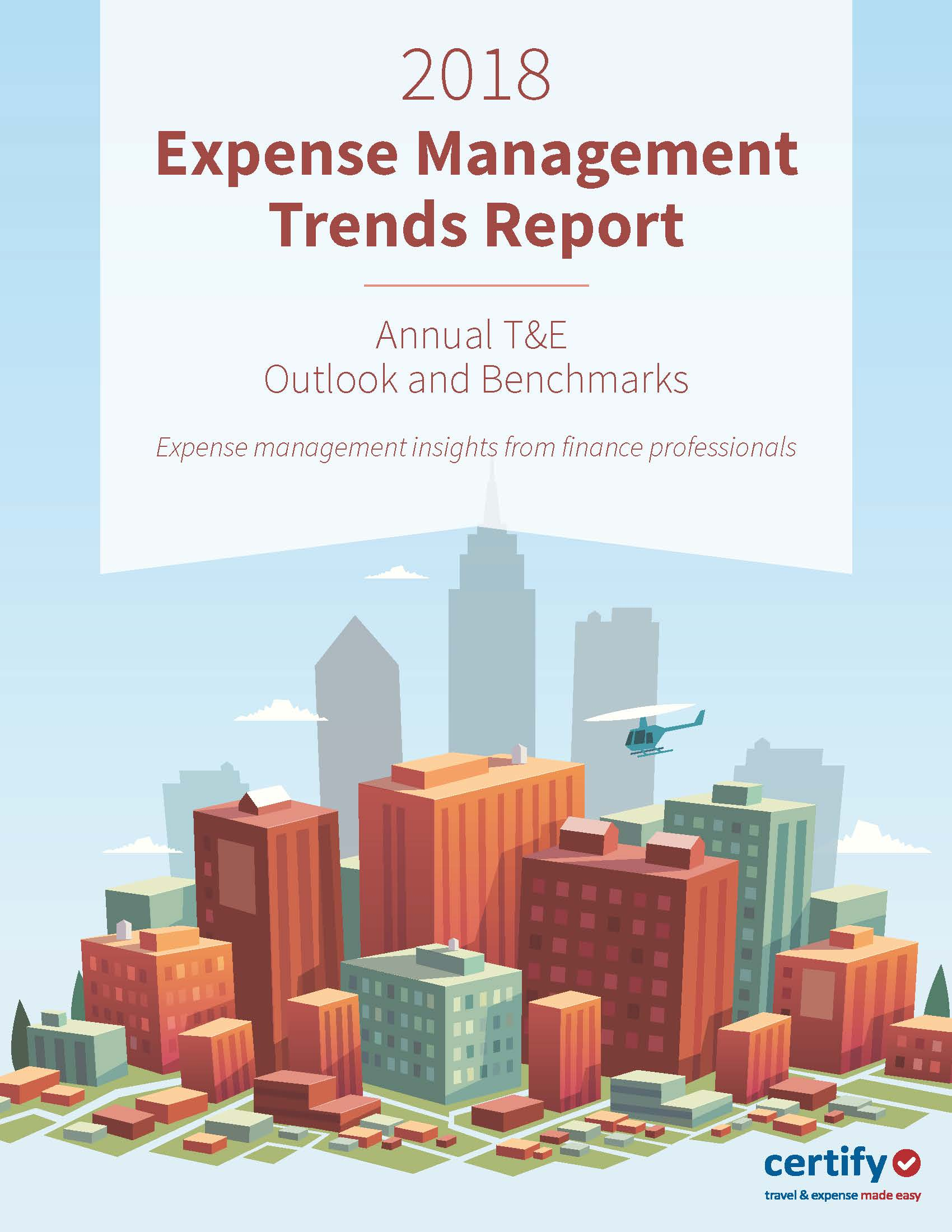 2018 Travel and Expense Management Trends Report