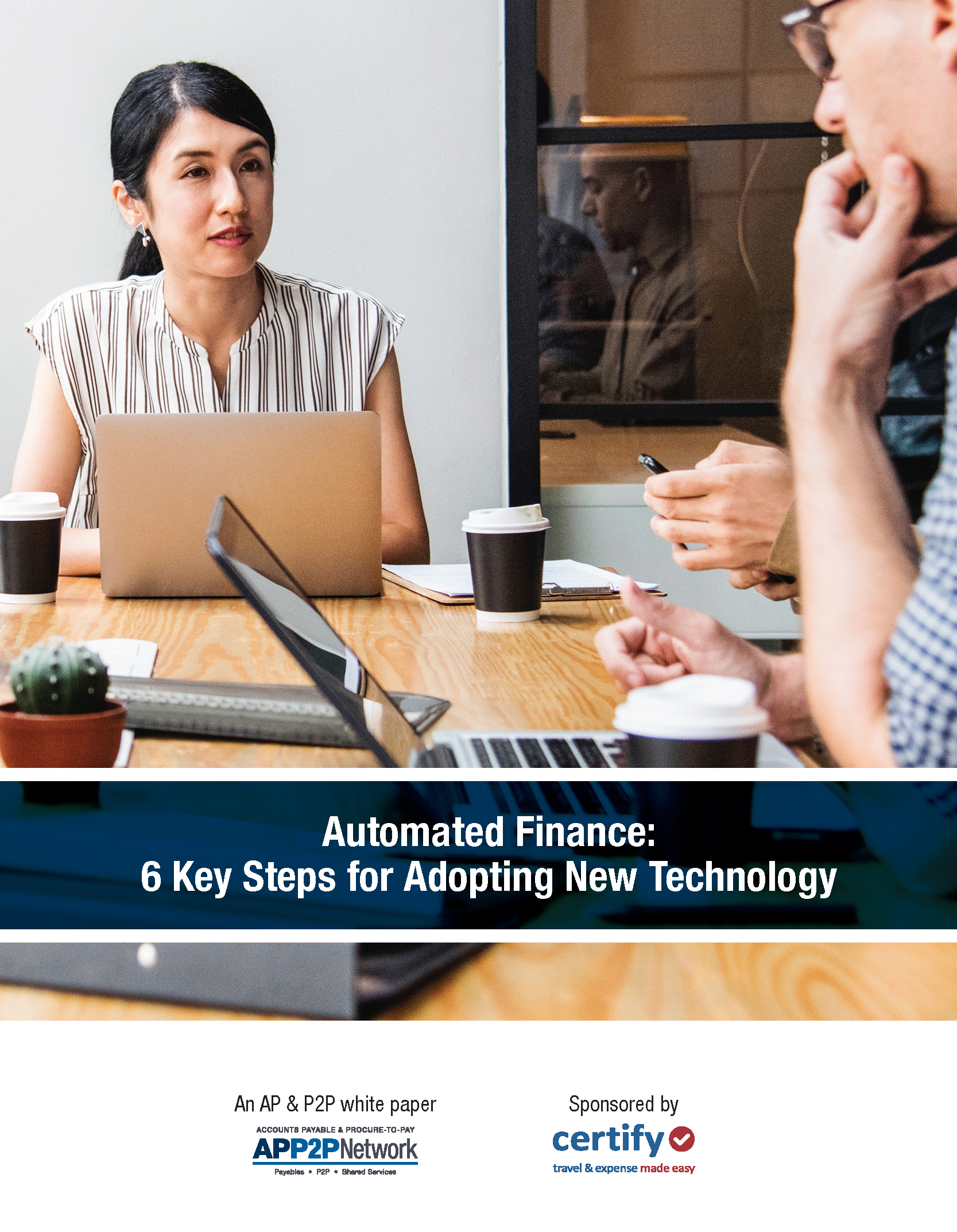 Automated Finance - 6 Key Steps for Adopting New Technology