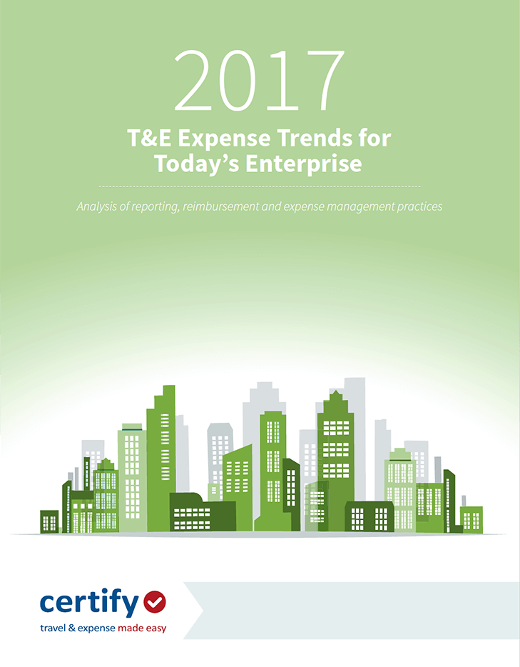 2017 Enterprise T&E Trends Whitepaper